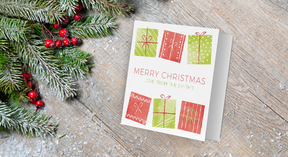 Christmas Cards - A5 & Square