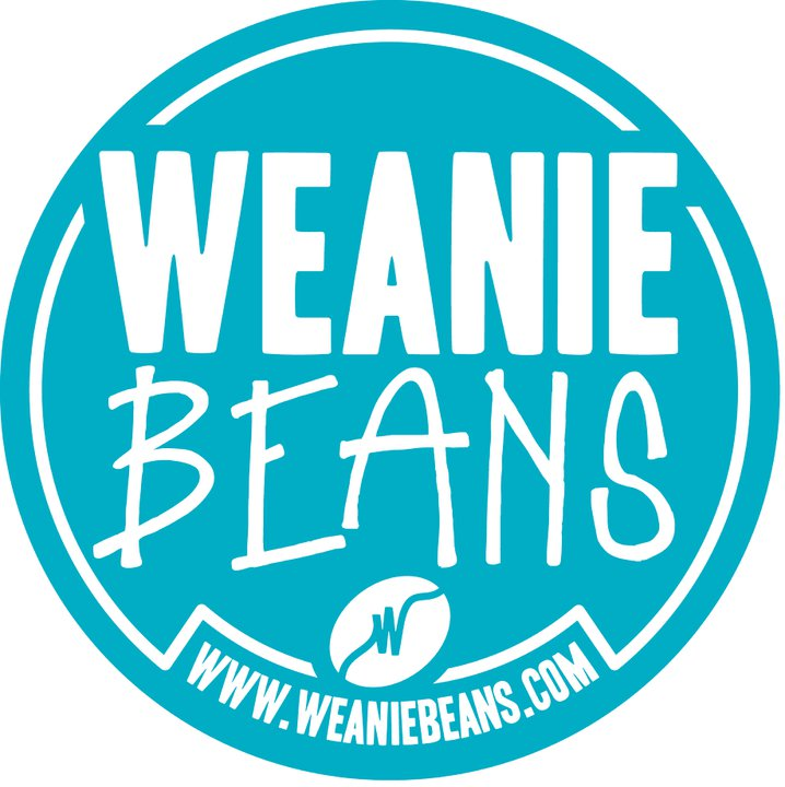 Weanie Beans company logo for Solopress Work We Love blog article