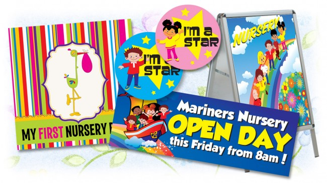 Poster Printing for Nursery Schools - 7 Essential Marketing Tips