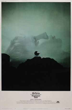 Rosemary's Baby horror movie poster in Solopress Printing and Design blog