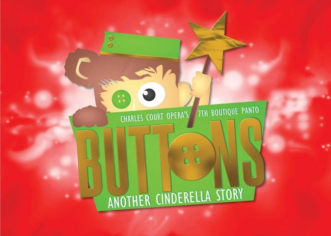 Panto posters of 2013 - Buttons