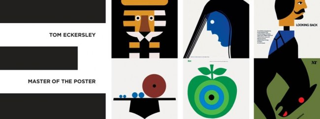 Tom Eckersley Master of the Poster exhibition