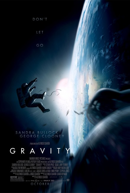 Gravity film poster