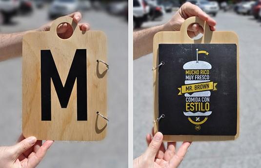 inspiring restaurant menu ideas - Restaurant Menu Design Ideas