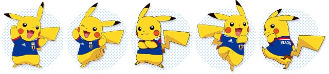 Pikachu joins Japanese World Cup 2014 team as mascot