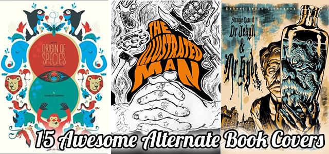 Alternative Book Covers