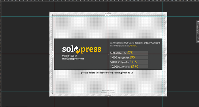 Solopress Guides