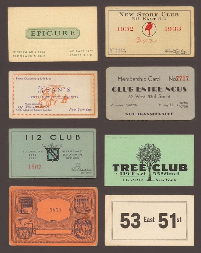 10 Cool Membership Card Designs – Membership Cards Design