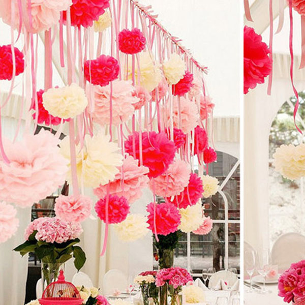 Create Your Own Paper Craft Wedding Decorations Solopress