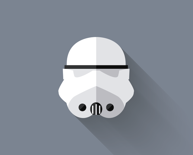 Star Wars Imperial Stormtrooper icon