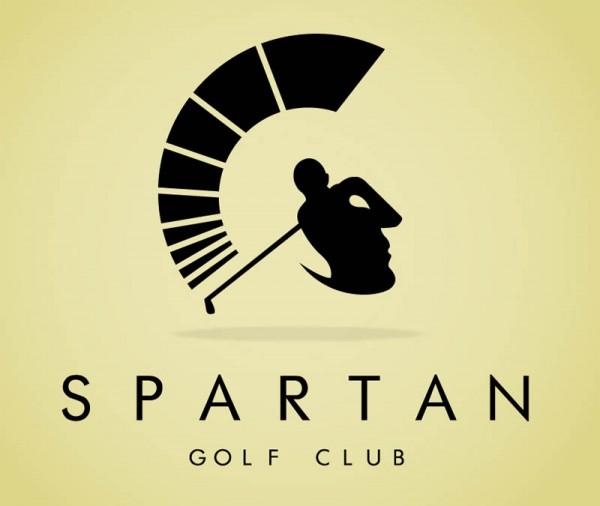 Logo design Spartan Golf Club
