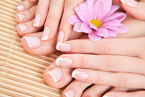 manicures and pedicures are the staple of marketing your nail salon