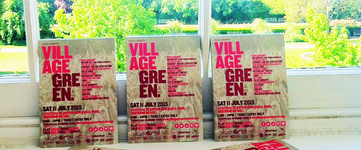 Village Green Leaflets