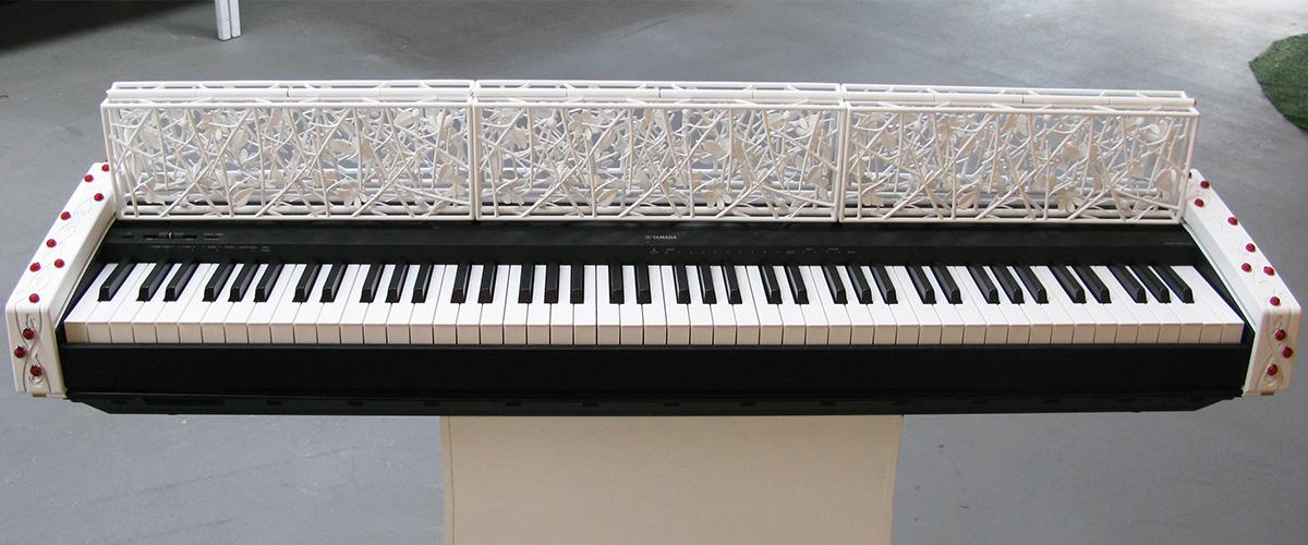 3d printed keyboard