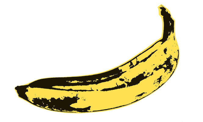 Andy Warhol Before The Banana