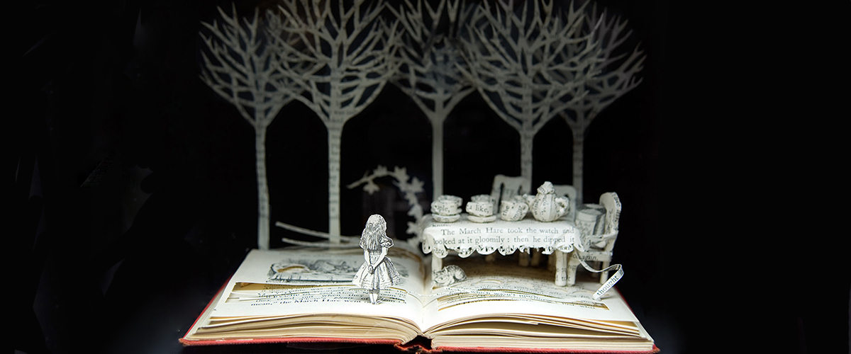 Paper Craft Like No Other By Su Blackwell