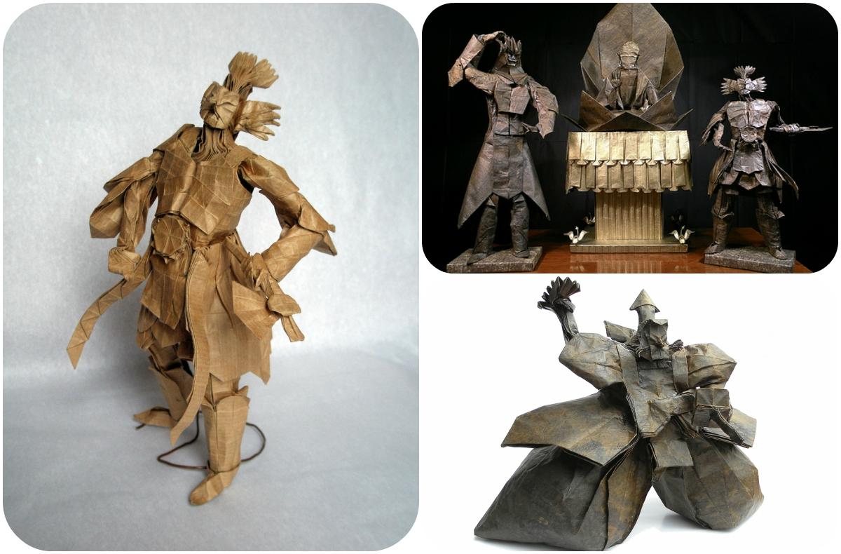 Hojyo Takashi - Origami Designers