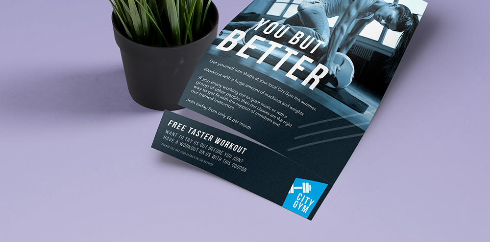 Leaflet Design Ideas