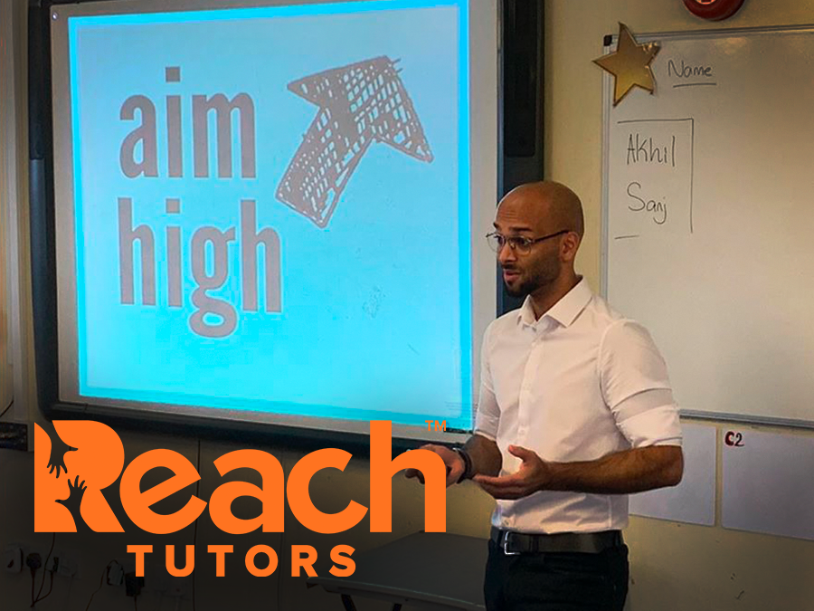 Reach Tutors – Aim High!