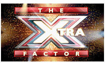 The Xtra Factor Logo