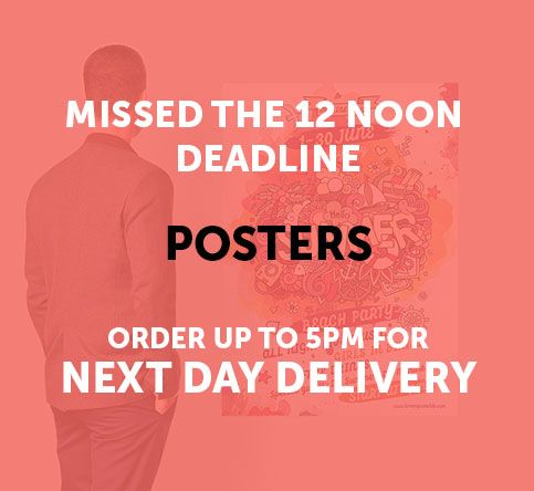 Missed the 12 Noon Deadline?