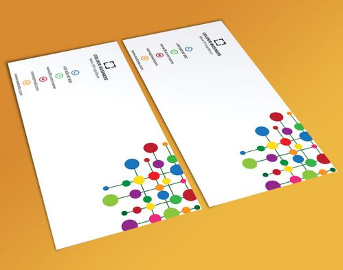 100gsm Conqueror Compliment Slips