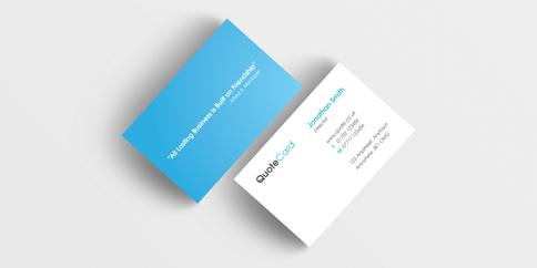 Free Business Card Designs And Ideas Solopress Uk