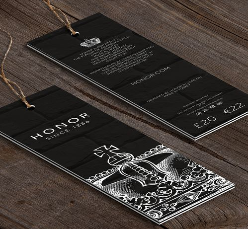 810gsm Triple Layer Swing Tags