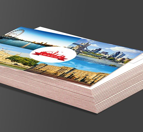 810gsm Triple Layer Postcards