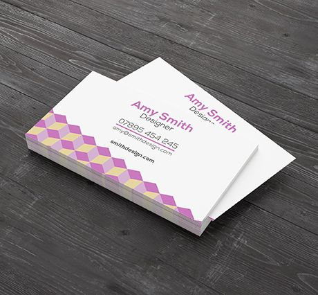 380mic Pulp Business Cards
