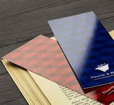 Gloss Laminated Bookmarks (Both Sides)
