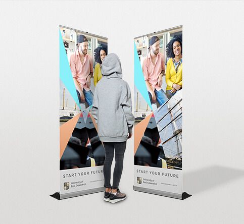 Premium Roller Banners