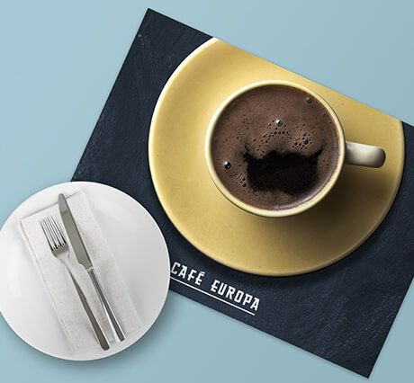 170gsm Gloss Placemats